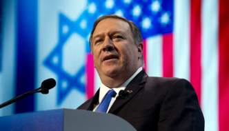 Sec. State Pompeo and Israel's right to the land